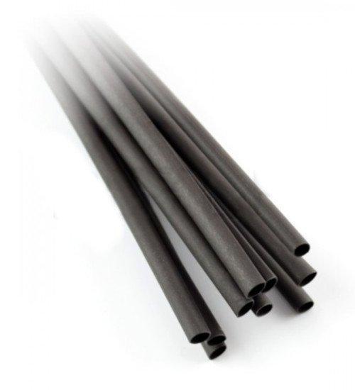 Rurka termokurczliwa 2,4/1,2 czarna - 10szt.