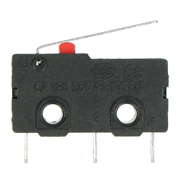 Wyłącznik czujnik krańcowy mini - WK601.