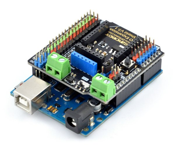DFRobot IO Expansion Shield dla Arduino V7.1