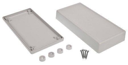 Kradex Z38J plastic case