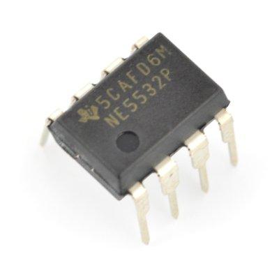 Operational amplifier NE5532