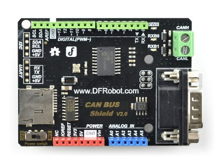 CAN-Bus Shield v2.0 DFRobot