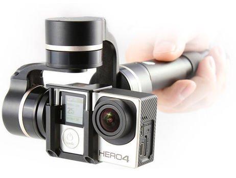 Stabilizator Gimbal ręczny do kamer GoPro Feiyu-Tech G4QStabilizator Gimbal do kamer GoPro Feiyu-Tech G4Q