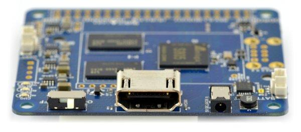 Odroid C0Quad-Core 1,5GHz 1GB RAM