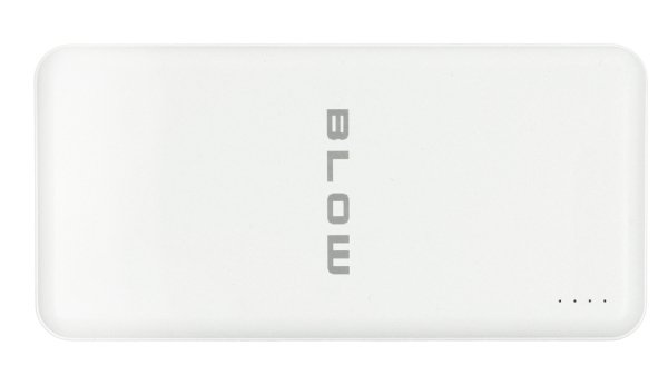 Mobilna bateria PowerBank Blow PB15 20000mAh - biały