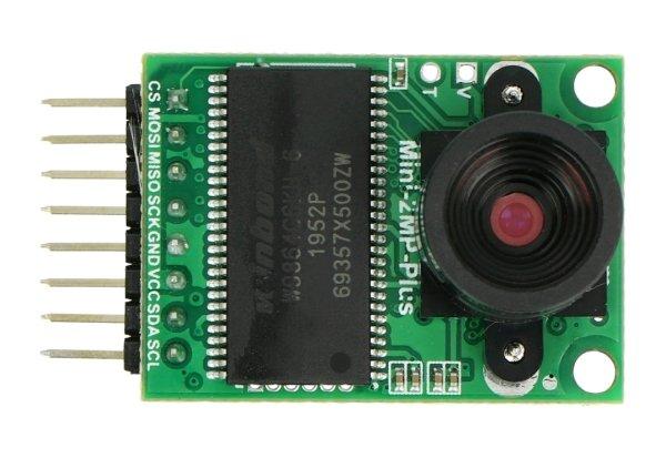 ArduCam-Mini  - podłączenie