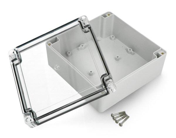 Obudowa plastikowa Kradex ZP135 JpH TM ABS-PC