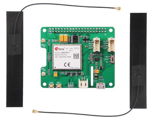 LTE Pi Hat CAT.1
