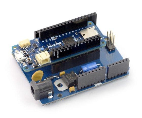 Arduino MKR2UNO Adapter
