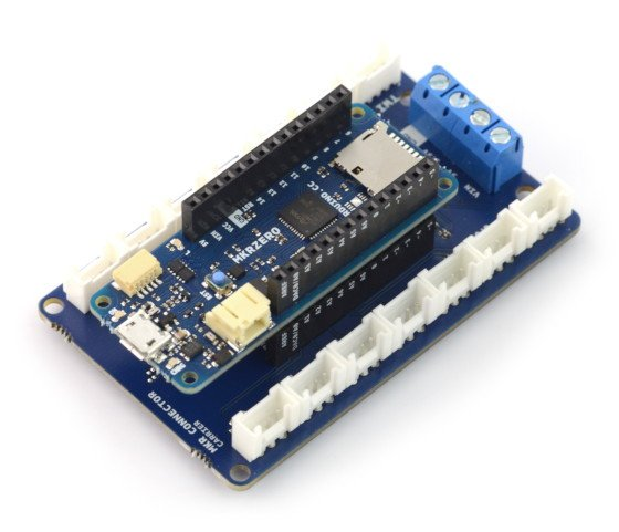 Arduino MKR Connector Carrier