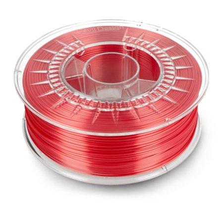 Filament Devil Design Silk 1,75mm 1kg - Red