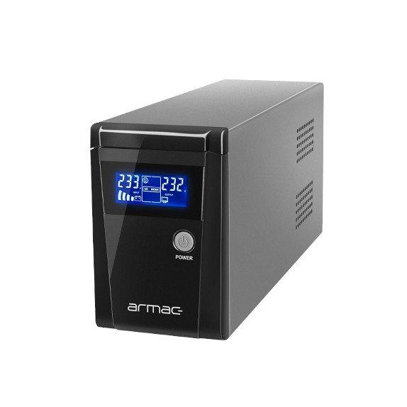 Zasilacz awaryjny UPS Armac Office 850E LCD.