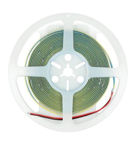 Rolka o długości 5 m posiada 384 diody na każdym metrze.