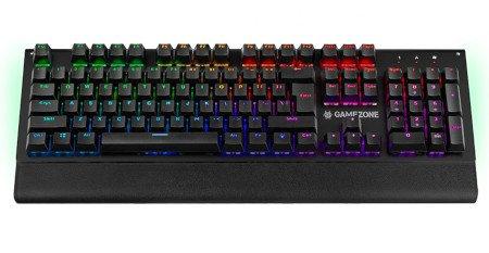 Klawiatura mechaniczna Tracer Gamezone Prisma RGB