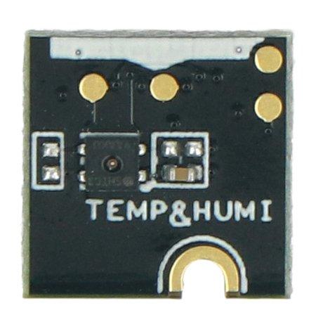 Moduł wyposażony w układ SHTC3.