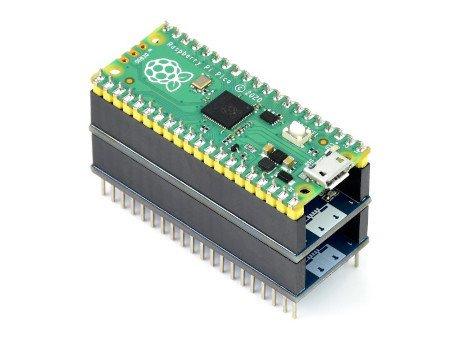 Specjalna konstrukcja umożliwia dodanie wielu urządzeń peryferyjnych, łączony w sposób stokowy.