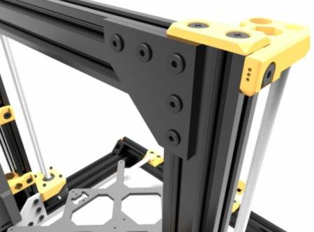 Full Bear Upgrade Prusa i3 MK3 - rama do drukarki 3D - zestaw profili aluminiowych V-Slot oraz akcesoria.