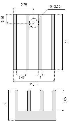 Radiator RAD17 - Raspberry Pi