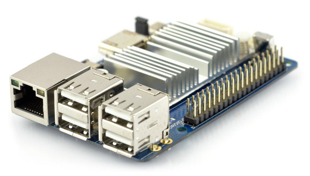 Odroid C+ Quad-Core 1,5GHz 1GB RAM