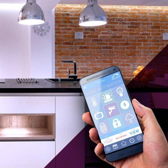 Zdjęcie wyróżniające dla tekstu - Easy ways to turn any room into smart home space – part 2