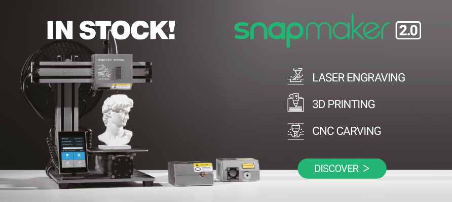 snapmaker 2.0 in stock